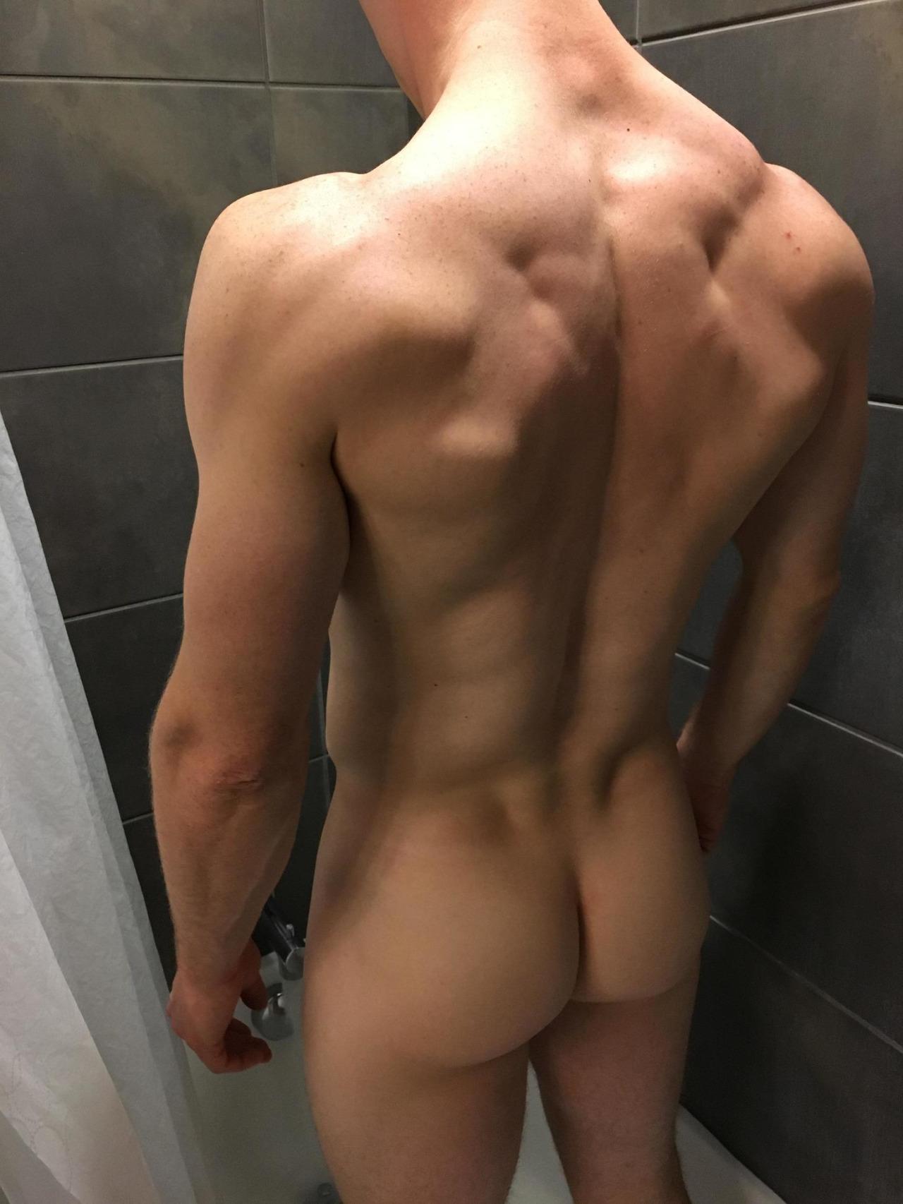Boys naked ass